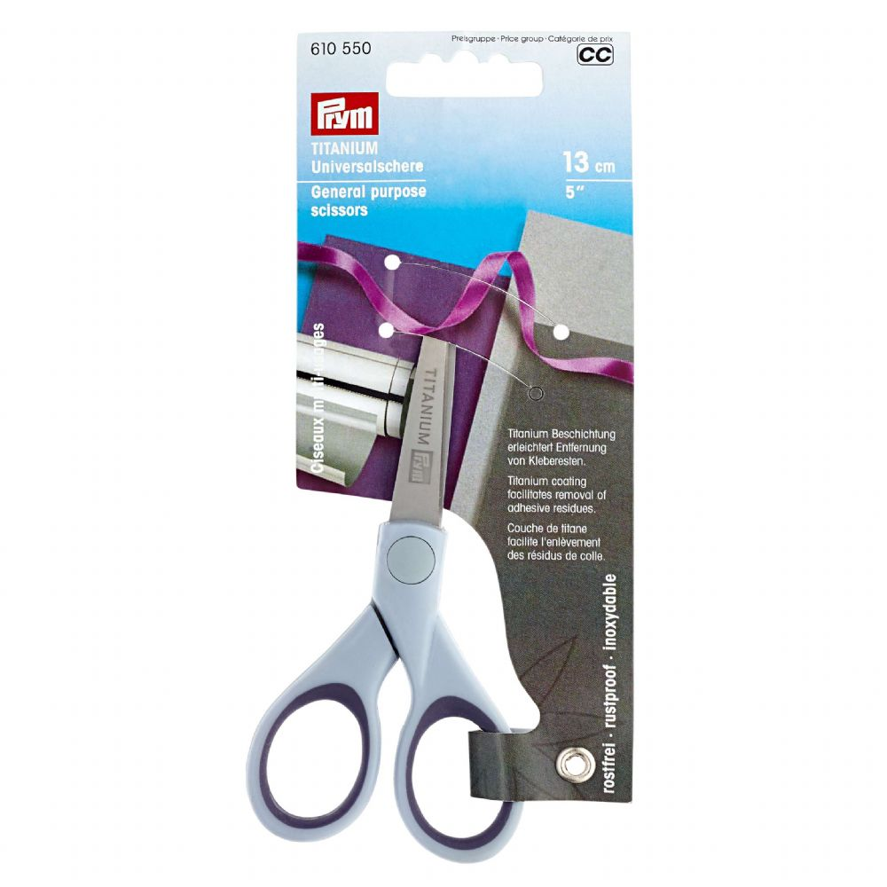 610550 Gen Purpose Scissors 5""